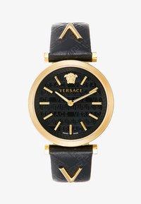 Versace Watches - V- TWIST - Watch - black - 1