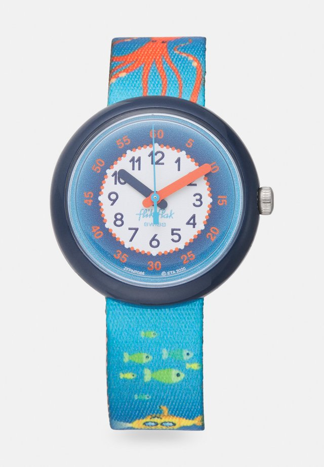 SEA LA VIE UNISEX - Watch - blue