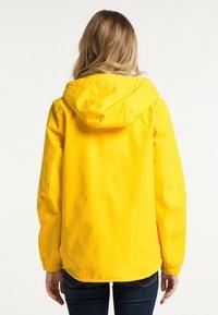 Schmuddelwedda - Outdoorová bunda - gelb - 2