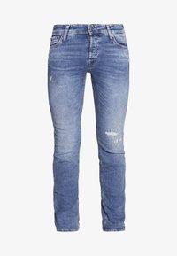 Jack & Jones - JJIGLENN JJORG - Slim fit jeans - blue denim - 4