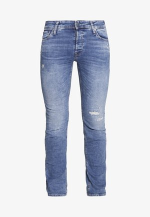 JJIGLENN JJORG - Jeans slim fit - blue denim
