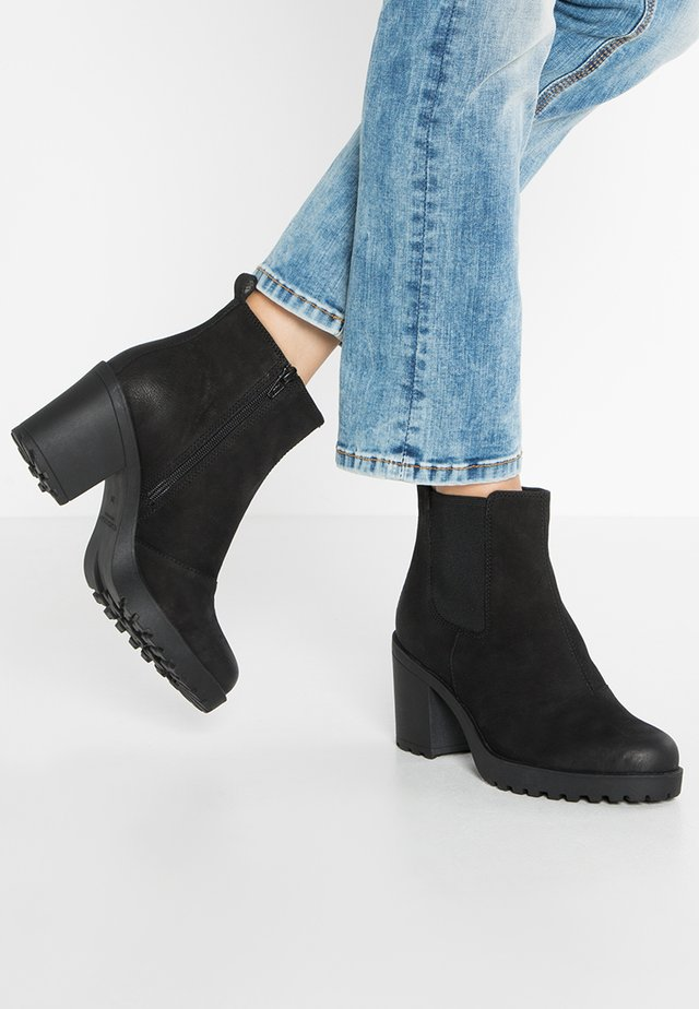 GRACE - Ankle boot - black