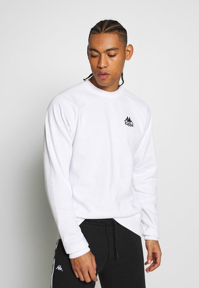 TAULE - Sweatshirt - white