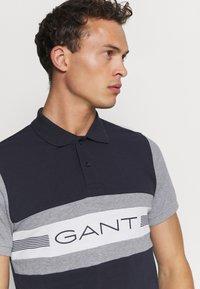 GANT - Polo shirt - evening blue - 3