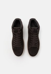 ECCO - BYWAY - Zapatillas altas - licorice/shale - 3