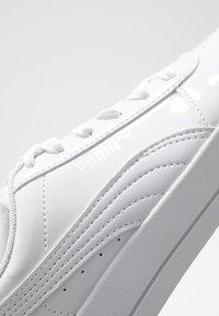 Puma - CARINA  - Baskets basses - white - 2