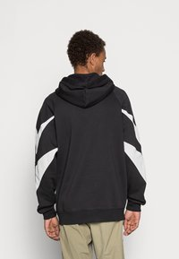 adidas Originals - SHARK HOODIE - Felpa - black/grey one - 2