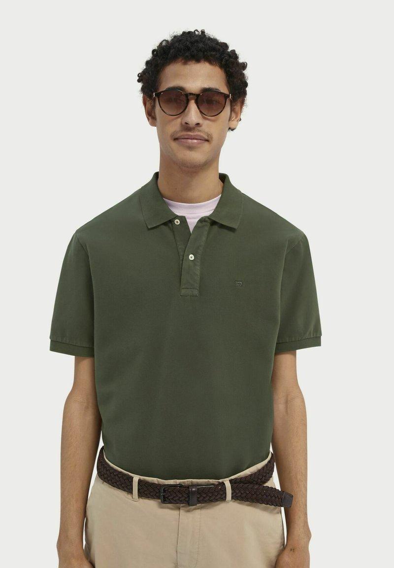 Scotch & Soda - Polo shirt - green