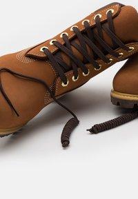 "Timberland - 6"" PREMIUM - Winter boots - rust/mid brown - 5"