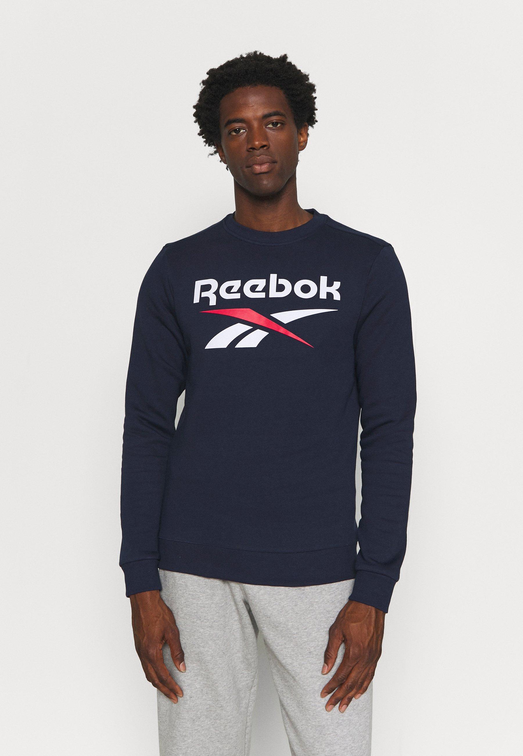 Homme IDENTITY CREW GRAPHIC - Sweatshirt