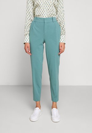 JOB - Trousers - turquoise