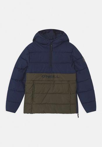 LBO'RIGINALANORAK - Snowboard jacket - ink blue