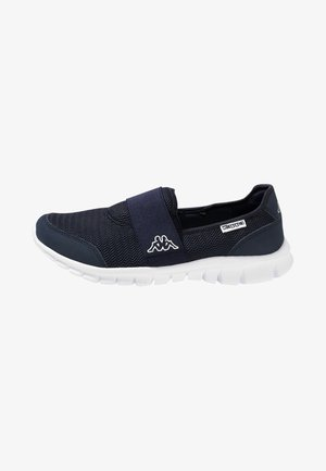 TARO - Walking trainers - navy/white