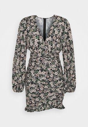 ROMANTIC DRESS - Robe de soirée - black