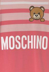 MOSCHINO - Jersey dress - sugar/camellia rose - 2