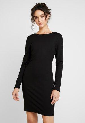 YASCANE DRESS  - Denní šaty - black