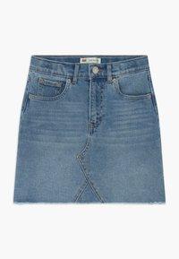 Levi's® - HIGH RISE - Denimová sukně - light-blue denim - 0