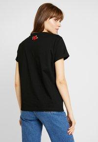 Miss Sixty - T-shirt med print - black - 2