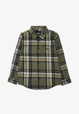 LANGARM - Overhemd - khaki