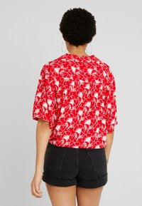 Levi's® - PALOMA SHIRT - Button-down blouse - red - 2