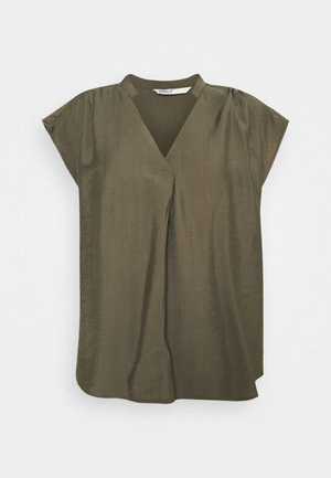 ONLJOSEY V NECK  - T-Shirt basic - kalamata
