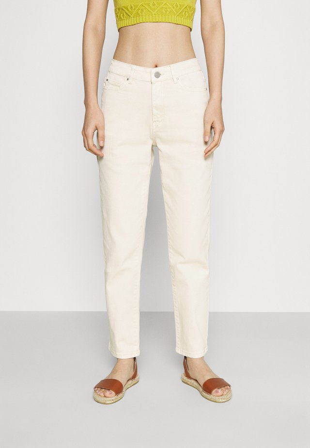 VISOMMER - Straight leg jeans - birch