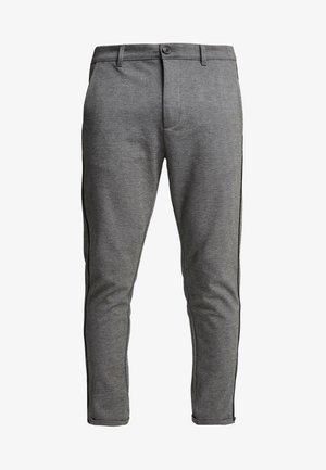 PISA PIPE PANT - Trousers - grey melange