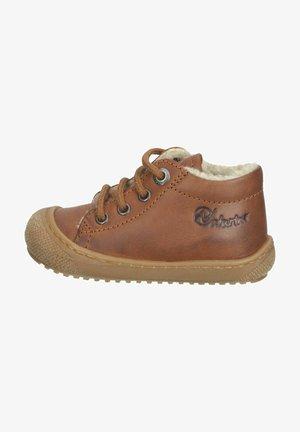Sneakers hoog - leder