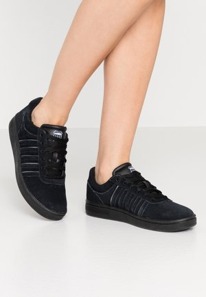 COURT CHESWICK  - Zapatillas - black/charcoal