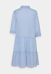 Opus - WRIANA - Shirt dress - blue mood - 1