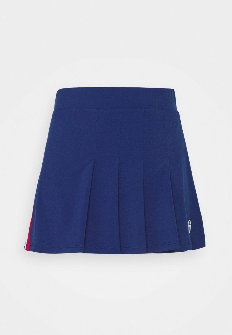 Sergio Tacchini - PARIS SKORT - Sports skirt - blue depths