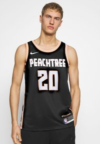 Nike Performance - NBA CITY EDITION ATLANTA HAWKS JOHN COLLINS SWINGMAN - Club wear - black - 0