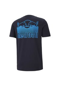 Puma - RED BULL RACING DOUBLE BULL  - Print T-shirt - night sky