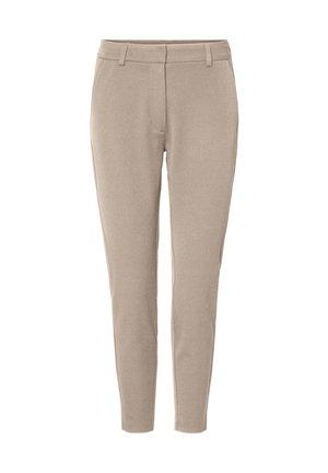 Trousers - oxford tan