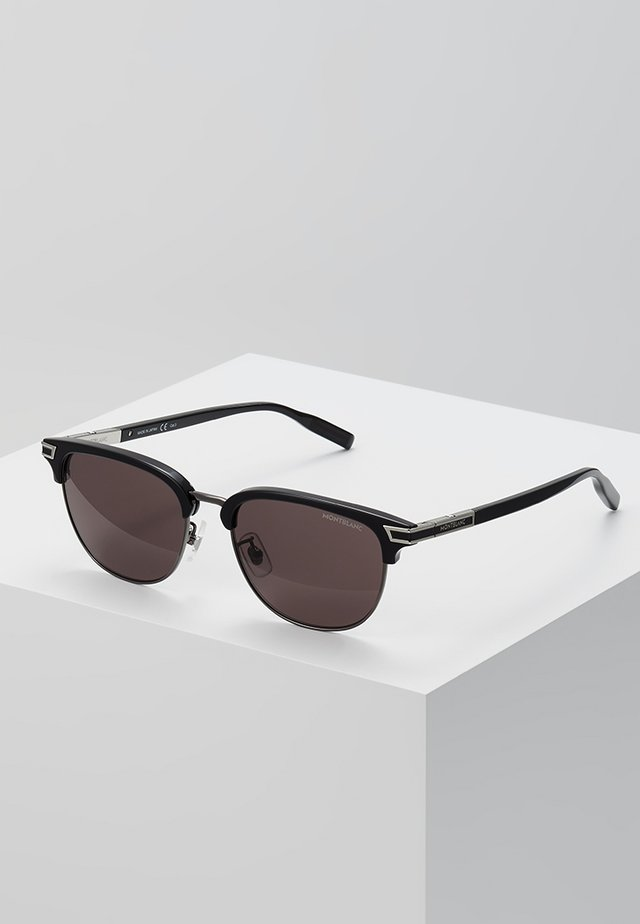 Sonnenbrille - black/silver-coloured/grey
