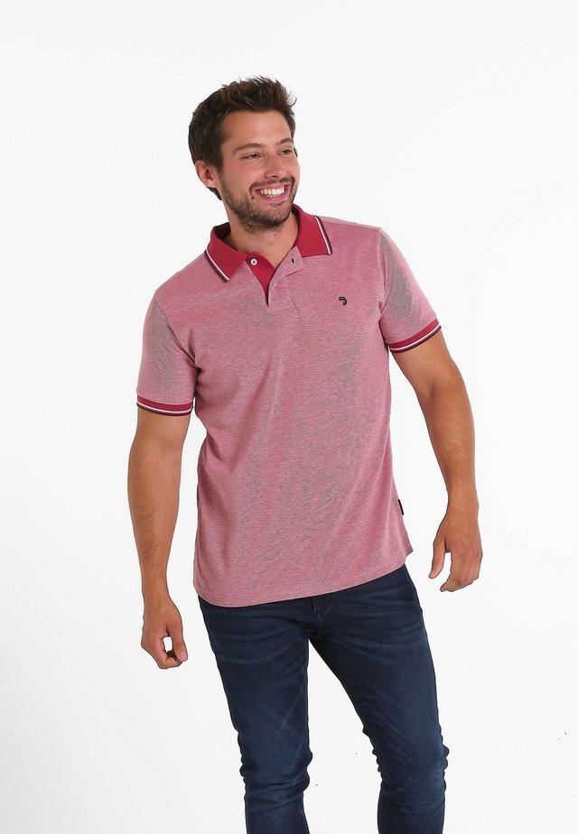 HYGGE - Poloshirt - red
