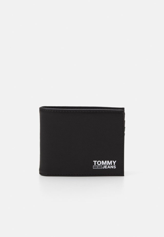 ESSENTIAL WALLET - Lompakko - black