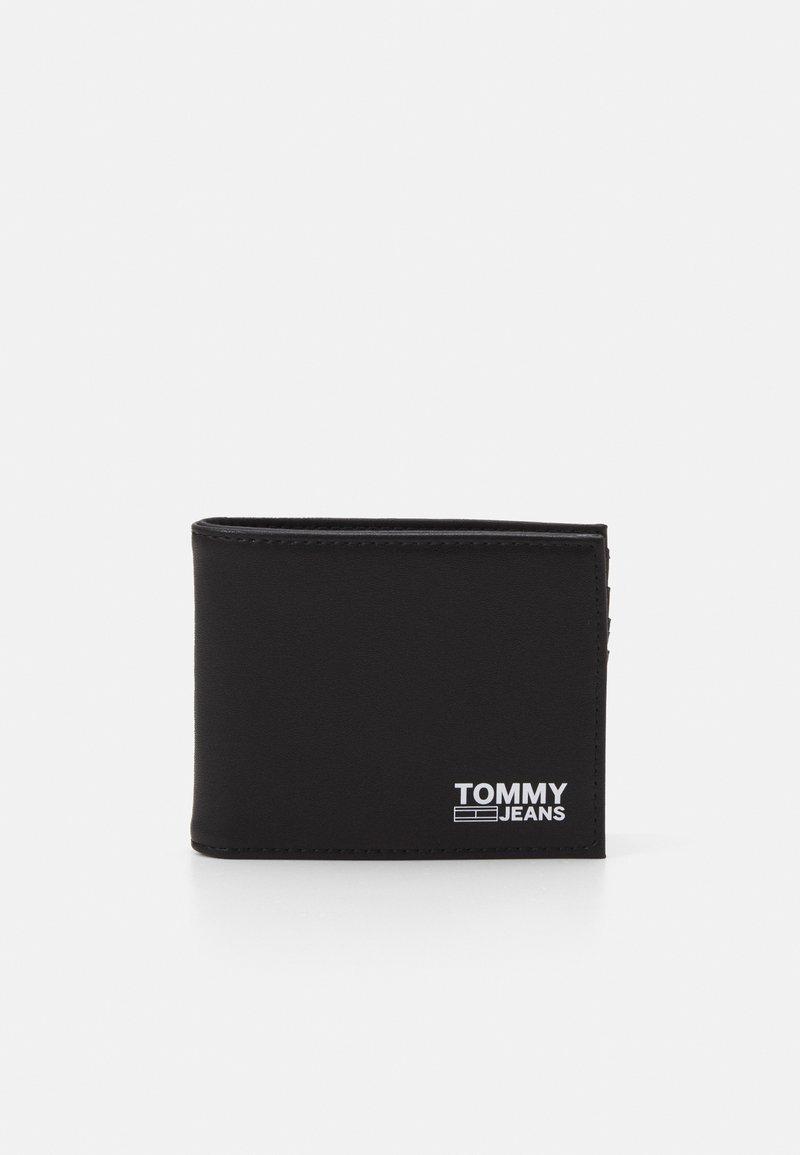 Tommy Jeans - ESSENTIAL WALLET - Wallet - black
