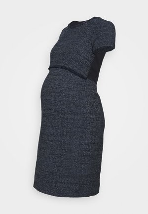 KIARA A-LINE DRESS - Vestido informal - navy