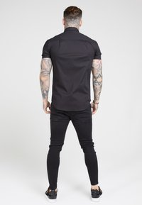 SIKSILK - SMART SHIRT - Camicia - black - 2