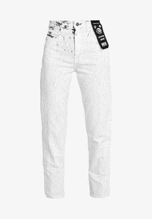 D-EISELLE-SP4 - Straight leg jeans - white