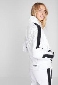 Superdry - SKI CARVE JACKET - Ski jas - arctic white - 4
