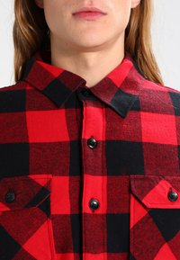 Dickies - LANSDALE SHERPA LINED  - Shirt - red - 3
