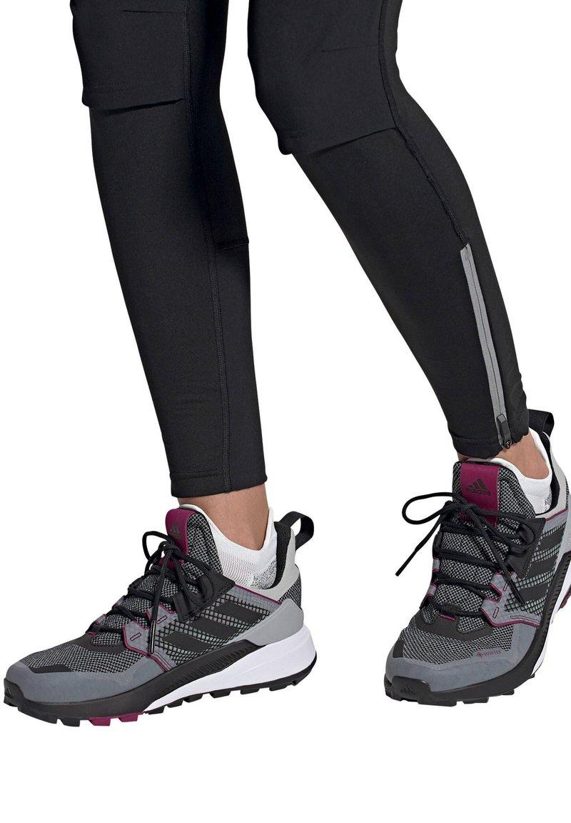 adidas Performance - Hiking shoes - grau