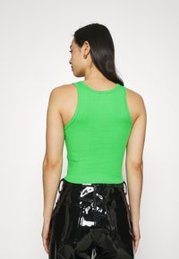 BDG Urban Outfitters - SCOOP TANK - Top - green - 2