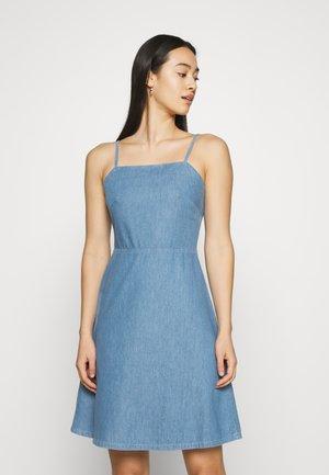 Spijkerjurk - blue