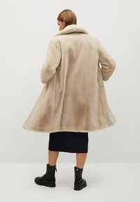 Mango - CHILLY - Classic coat - ecru - 1