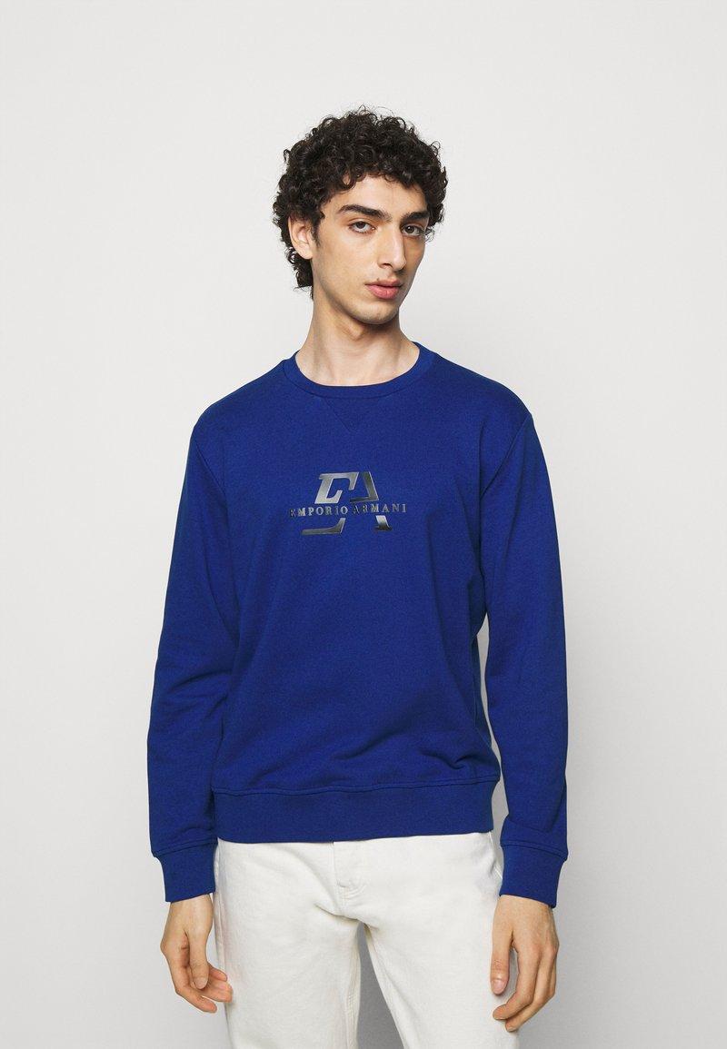 Emporio Armani - Sweatshirt - light blue