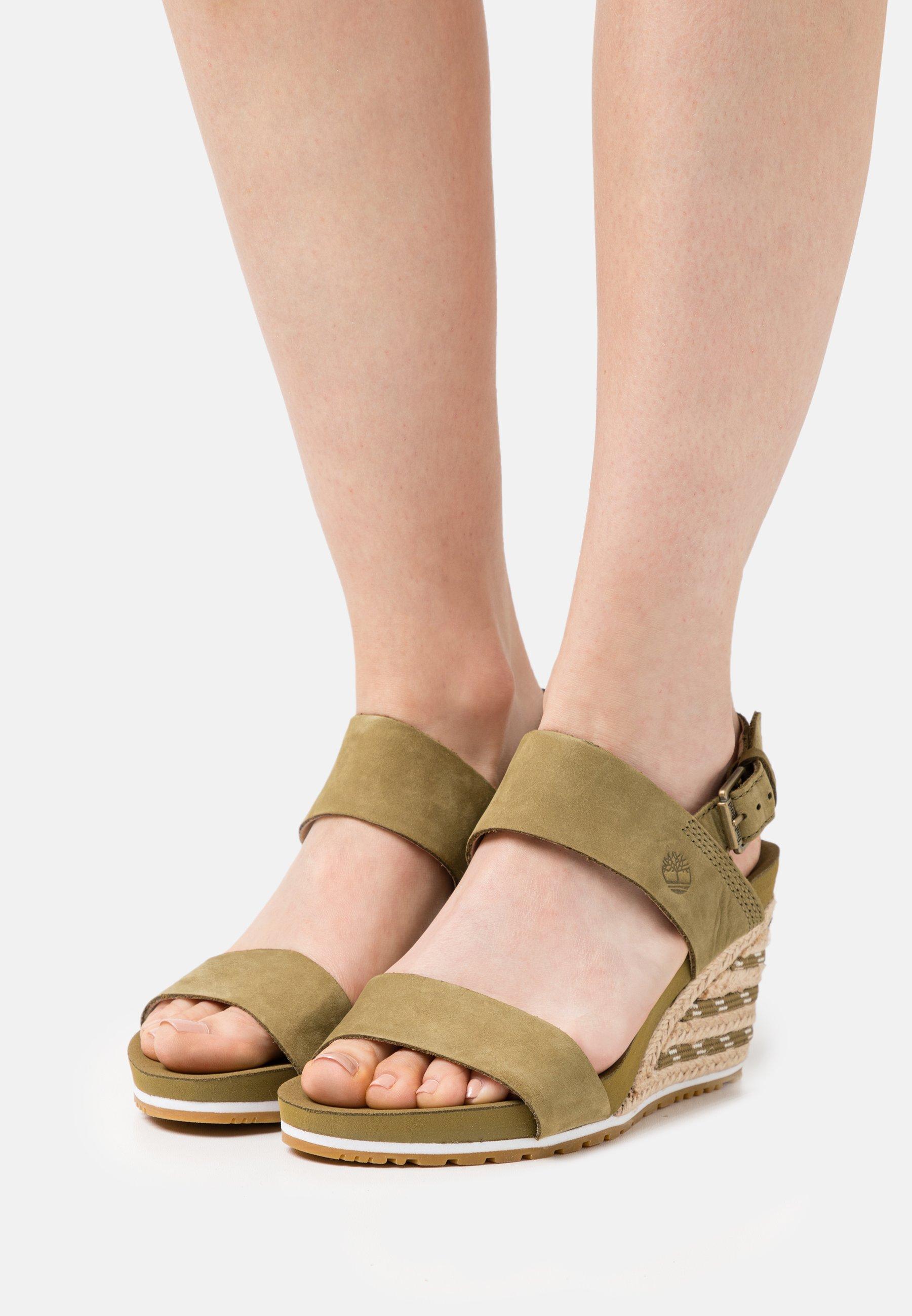 Women CAPRI SUNSET WEDGE - Wedge sandals