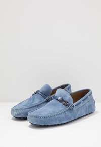 ALDO - ROXBURY - Mokassin - light blue